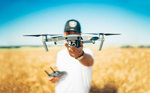 Agricultural drones- the next seminal tool to double farmers' income